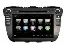 DayStar DS-7029HD для Kia Sorento NEW 2013 с GPS навигацией