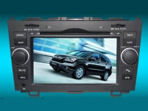 DayStar DS-7070HD для Honda CR-V с GPS навигацией